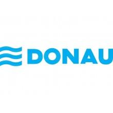 Squadra con goniometro 25 cm Donau con impugnatura 45° 4210004-00