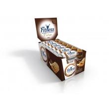 Barrette Fitness Delice Duo Nestlé cioccolato e crema al latte Conf. 24 pezzi - 12302746