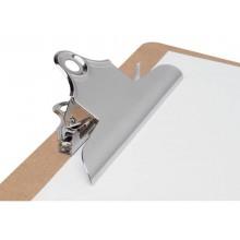 Portablocchi con clip MAULclassic A5 in legno di fibra 2392470