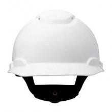 Elmetto di protezione 3M bianco  H-700N-VI
