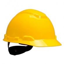 Elmetto di protezione non ventilato 3M giallo H-701N-GU