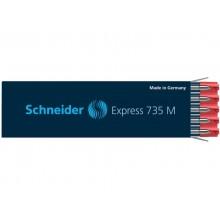 Refill Schneider Express 735 Tratto M rosso - P007362