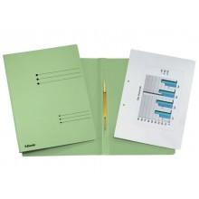 Cartelline ad aghi Esselte Rapid File 29,5x32 cm verde 621058 (Conf. 25)