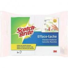 Gomma cancella macchie Scotch-Brite® multi superficie bianca conf. 2 pz. - EE2