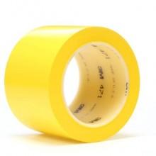 Nastro per segnaletica Scotch® rotolo in vinile giallo 471 GIALLO