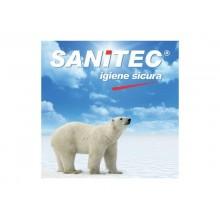 Sapone liquido Sanitec Securgerm 2 antibatterici clorexidina e acido lattico - flacone 1000 ml - 1030