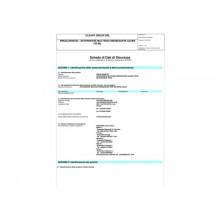 Detergente Multiuso e Vetri Igienizzante con Alcol Gleen - flacone 750 ml - tappo trigger spray - 7-0264