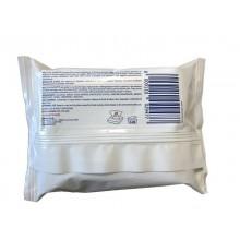 Salviette disinfettanti multisuperficie Multiusi alcool 62% - 20x20 cm profumo limone - Conf. 20 pezzi - TOW100