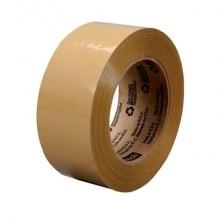 Nastro da imballo Scotch® adesivo a caldo 50 mm x 66 m avana conf. 6 pz. - 371