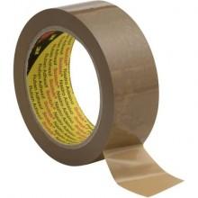 Nastro da imballo Scotch® in PVC a rumorosità ridotta 50 mm. x 66 m. trasparente  conf. da 6 pezzi - 6890