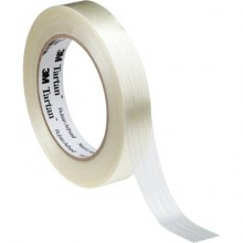 Nastro da imballo Tartan® filamento 19 mm. x 50 m. traslucido 8953 19X50