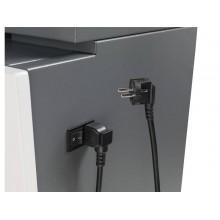 Macchina perfora cartoni HSM Profipack P425 max 20 mm 220 V grigio chiaro/ferro - 1531154