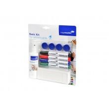 Kit per lavagne bianche Legamaster Basic multicolore 7-125100