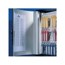 Cassetta portachiavi in alluminio DURABLE Key Box 36 chiavi 302x118x280 mm - 1966-23