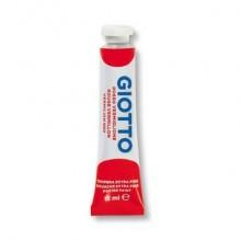 Tempera GIOTTO Extra 12 ml rosso vermiglione 352007 (Conf.6)