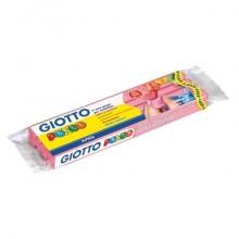Panetto di plastilina modellabile GIOTTO Pongo 450 g rosa 514409