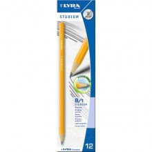 Matita LYRA Studium B Soft  L1270101 (Conf.12)