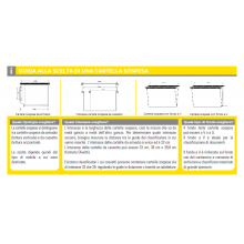 Cartoncini di ricambio BERTESI per cartelle sospese cassetto 30x22x2 cm assortiti  Conf. 10 pezzi - 032 10