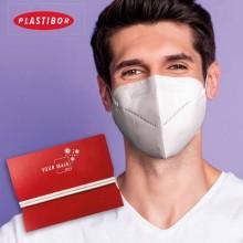 Porta mascherina FFP2/KN95 Sei Rota Your Mask 2 - colori assortiti P00102