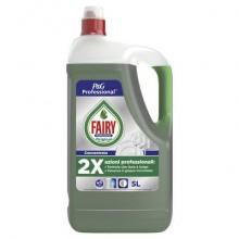 Detergente liquido per stoviglie Fairy Original verde 5 L PG139