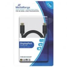 Cavo di collegamento Media Range DisplayPort contatti dorati 10 Gbit/s MRCS159