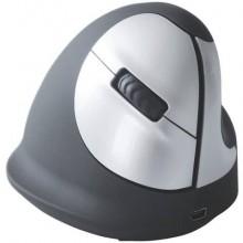 Mouse verticale per destrorsi R-GO Tools laser nero 165-195 mm wireless RGOHEWL