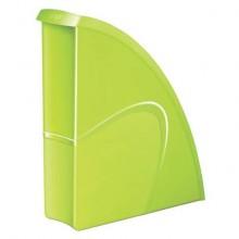 Portariviste CepPro Happy CEP in polistirolo utilizzabile in formato vert. e orizz. verde bambù - 1006740731