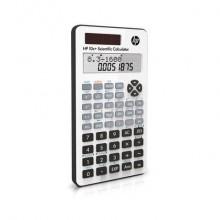 Calcolatrice scientifica a doppia alimentazione HP con display a 2 linee e 240 funzioni bianco - HP-10SPLUS/B1S
