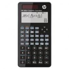 Calcolatrice scientifica a doppia alimentazione HP con 249 funzioni blu/grigio - HP-300SPLUS/B1S
