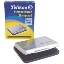 Cuscinetto inchiostrato per timbri Pelikan nr. 3 5x7 cm nero 331066