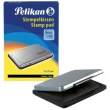 Cuscinetto inchiostrato per timbri Pelikan nr. 2 7x11 cm nero 331777