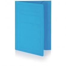 Cartellina semplice Brefiocart Color 24,5x35 cm cartoncino 200 g/m² azzurro Conf. 50 pezzi - 0205510.AZ