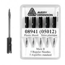 Aghi per pistola Avery Dennison  Conf. 5 pezzi - FSR-05012