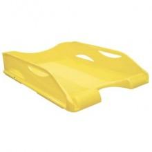 Vaschette portacorrispondenza ARDA Keep Colour Pastel polistirolo antiurto giallo A4 - 65510PASG