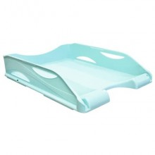 Vaschette portacorrispondenza ARDA Keep Colour Pastel polistirolo antiurto azzurro A4 - 65510PASBL