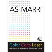 Carta calandrata AS/Marri per stampanti laser finitura lucida A4 200 g/m² conf. 250 fogli - 9064