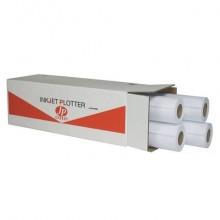 Carta plotter JP ONE finitura opaca 106,7 cm x 50 mt 90 g/m² conf. da 4 rotoli - 9292
