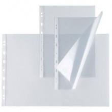 Buste a foratura universale Sei Rota Atla T150 trasparente conf. 25 buste - 662220