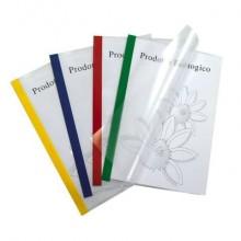 Copertine per rilegatrici Sei Rota Poli 200 giallo conf. 10 pz. - 66230506