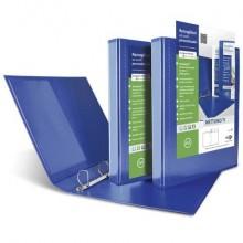 Raccoglitore personalizzabile Sei Rota Nettuno TI - 4 anelli a D blu 36833047
