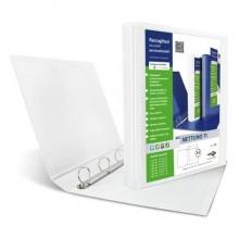 Raccoglitore personalizzabile Sei Rota Nettuno TI - 4 anelli a D bianco 36835001