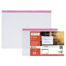 Buste a U Sei Rota Post A4 Album trasparente conf. 10 buste - 410030