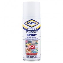 Colla spray Bostik Superchiaro 200 ml  200 ml - D2230
