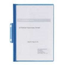 Cartellina per rilegatura DURABLE DURABIND® robusto PVC A4 1-30 fogli azzurro - 225006 (Conf.25)