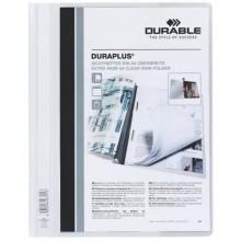 Cartellina ad aghi DURABLE DURAPLUS® A4 bianco 257902 (Conf.25)