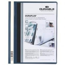 Cartellina ad aghi DURABLE DURAPLUS® A4 blu 257907 (Conf.25)