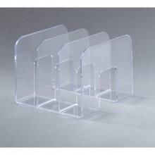 Porta cataloghi DURABLE TREND polistirolo trasparente 215x210x165mm 1701395400