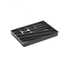 Portaoggetti DURABLE IDEALBOX antracite 24x34x3,6cm 1712004058