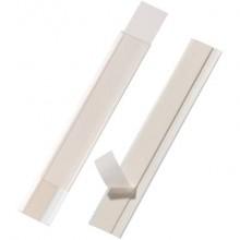 Portaetichette adesivi DURABLE SCANFIX 30 polipropilene trasparente 30x200 mm conf. 5 - 802419