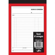 Buoni di consegna trasporti Semper blocco di 50/50 copie autoricalcanti 21,5x14,8 cm - SE164570000